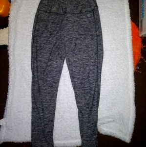 Leggings bottoms are lace style 1 worn